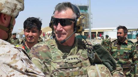 Der Kommandeur der US-Kräfte in Afghanistan, General John Nicholson, bestätigte am Sonntag die Tötung des Anführers des