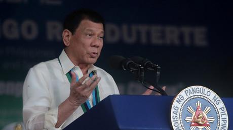 Erklärt Milliardär George Soros zur unerwünschten Person auf den Philippinen: Präsident Rodrigo Duterte.
