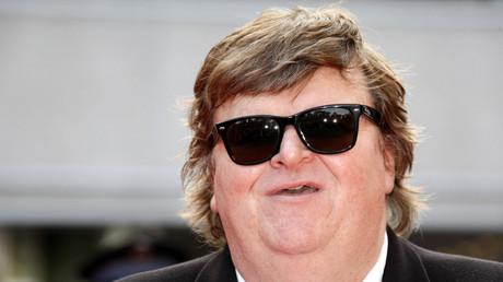 Versucht sich jetzt auch als Theatermacher: Michael Moore.