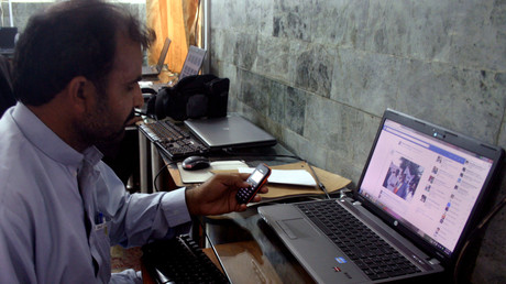 Pakistan sperrt mehr als 12.000 Internetseiten wegen Gotteslästerung