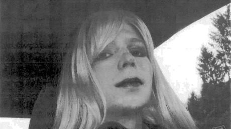 Chelsea Manning in einem Bild von 2010, veröffentlicht am 14. August 2013, USA.
