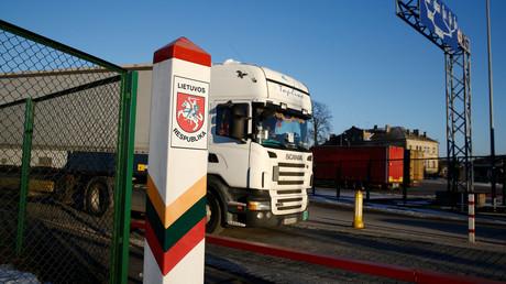 Litauen wird Zaun an der EU-Außengrenze zu Kaliningrad für fast 1,4 Millionen Euro bauen