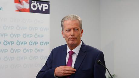 Österreichs Vizekanzler Mitterlehner tritt zurück
