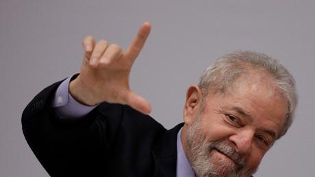 Will es noch einmal wissen: Ex-Präsident Luiz Inácio Lula da Silva.
