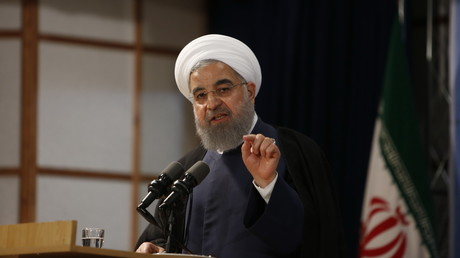 Wahlkampf in Iran: Plagiatsvorwürfe gegen amtierenden Präsidenten Ruhani