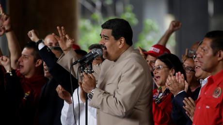 Nicolás Maduro wirft venezolanischer Opposition Tötung von Demonstranten vor