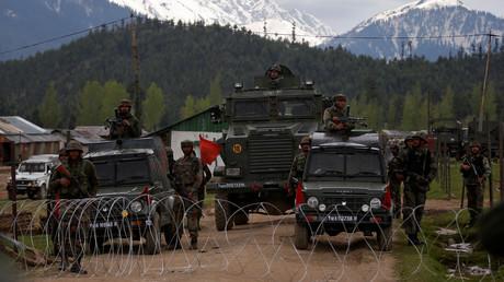 Tote und Verletzte bei neuen Zwischenfällen an Grenze in Kaschmir (Archivbild)