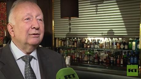 Willy Wimmer im Gespräch mit RT Deutsch