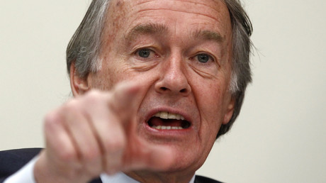 US-Senator Ed Markey; USA, 3. Februar 2012.