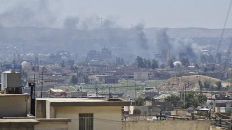 UN: 500.000 Zivilisten vor Kämpfen aus West-Mossul geflohen