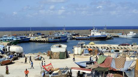 Ärzte ohne Grenzen melden unmenschliche Bedingungen in Libyens Flüchtlingslagern