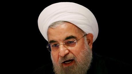 40 Millionen Iraner gaben am Freitag ihre Stimme ab und reihten sich in die langen Schlangen vor den Wahllokalen ein, um einem der vier Präsidentschaftskandidaten ihre Stimme zu geben.  Am Ende setzte sich Hassan Rouhani durch.