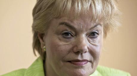 Erika Steinbach war von 1998 bis November 2014 Präsidentin des Bundes der Vertriebenen.