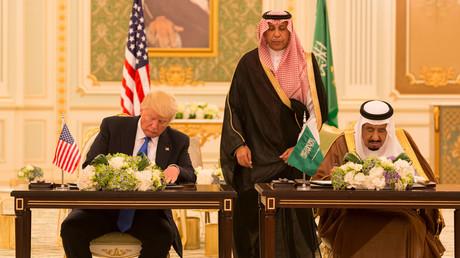 Trump und König Salman eröffnen Anti-Radikalisierungszentrum
