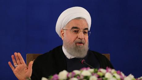 Ruhani: Iran will keine Spannungen mit USA und Saudis