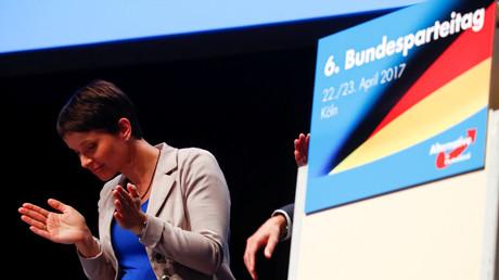Frauke Petry - umstrittene AfD-Vorsitzende mit ausgeprägtem Machtinstinkt.