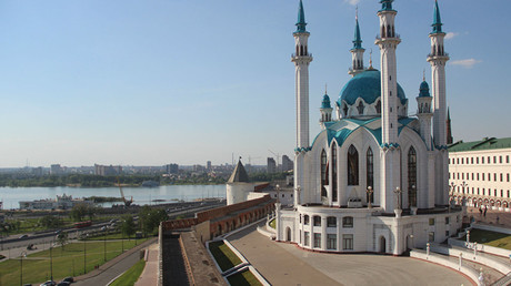 Bild: Kul-Scharif-Moschee in Kasan   © Sputnik/Nik Pavlov