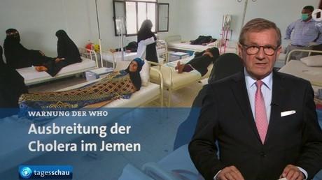 Screenshot ARD-Tagesschau