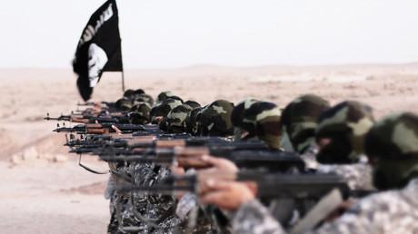 IS-Scharfschütze beschießt Zivilisten in Rakka (Symbolbild)