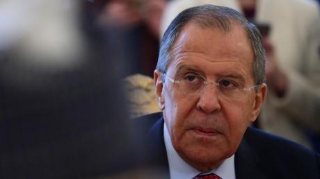 Der russische Außenminister hob die Verantwortung westlicher Staaten für die Ausbreitung terroristischer Bewegungen im Nahen Osten hervor.