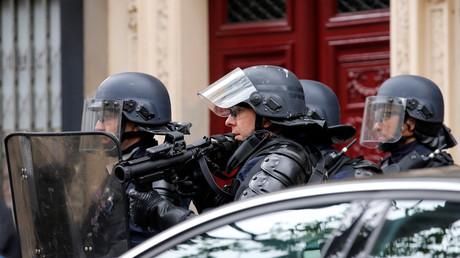 Sechs Festnahmen bei Antiterror-Aktion in Frankreich