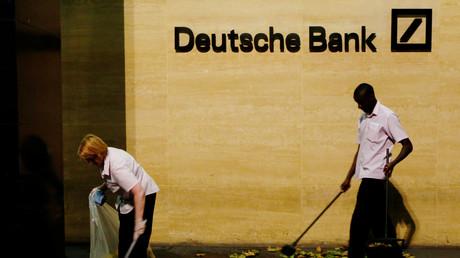Deutsche Bank London, Großbritannien, 18. Mai 2017.