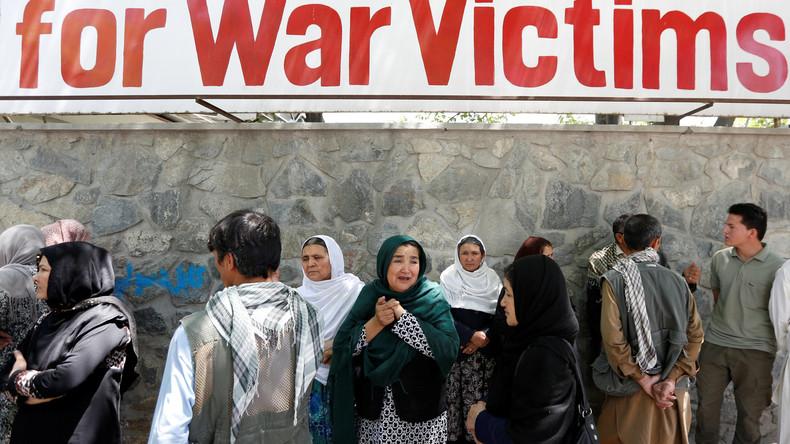 Viele Tote bei Anschlag nahe deutscher Botschaft in Kabul