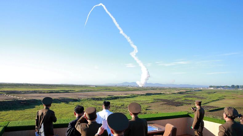 Diplomatie statt Raketen: Hat Moskau die Antwort auf die Nordkorea-Krise?