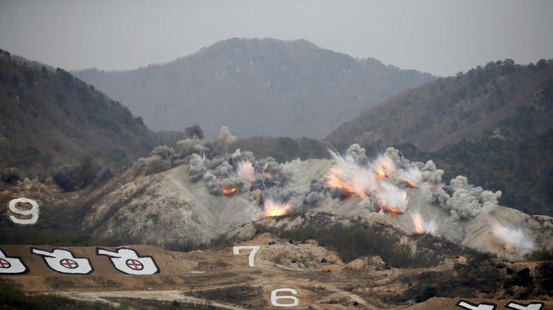 """Korea-Krise: Präsident Moon will Nordkorea ohne Hilfe von Drittstaaten """"denuklearisieren"""""""