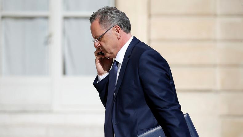 Affäre um Macron-Vertrauten: Justiz leitet Vorermittlungen ein
