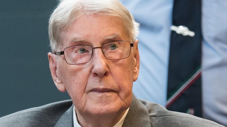 Ex-Auschwitz-Wachmann Hanning ein Jahr nach Urteil gestorben