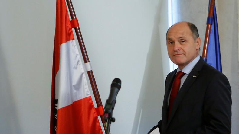 Österreichs Innenminister Sobotka: Hacker-Anschuldigungen gegen Russland sind reine Spekulation
