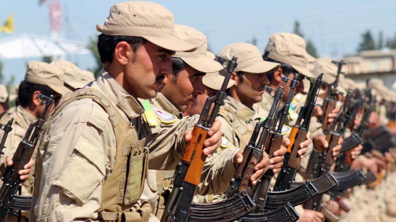 Ex-Pentagon-Beamter Michael Maloof: Bewaffnung von syrischen Kurden durch USA führt zu Kollision