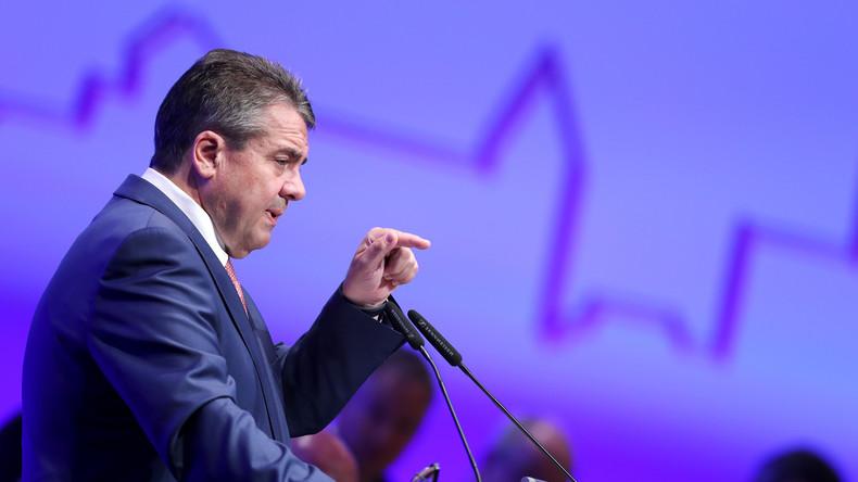 Gabriel weist US-Forderung nach höheren Militärausgaben zurück