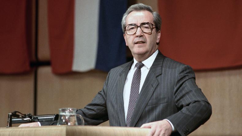 """Österreichs """"Vater des EU-Beitritts"""" Alois Mock ist tot"""