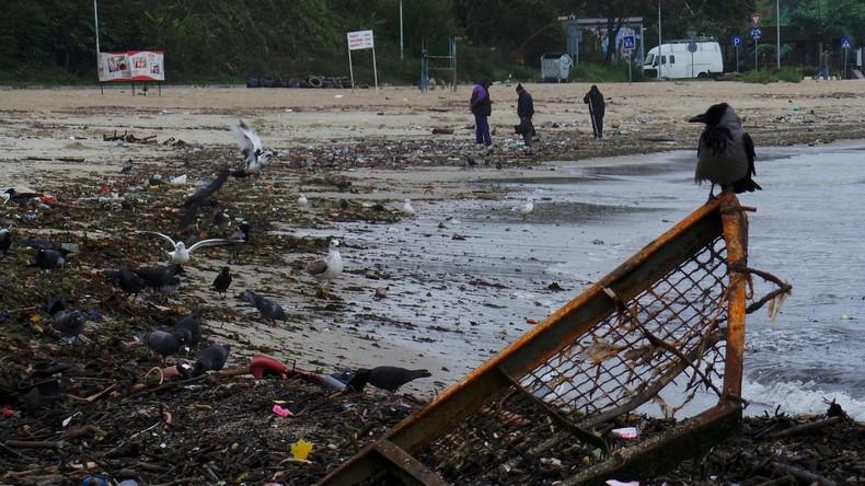 G20-Staaten beschließen Aktionsplan gegen Müll im Meer