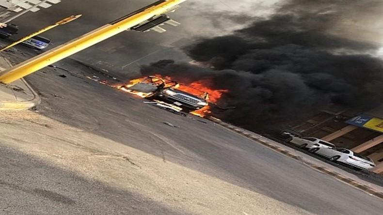 Saudi-Arabien: Berichte von Explosion auf Markt in al-Qatif