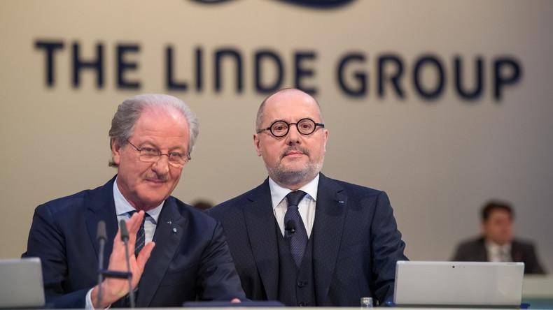 Gegen Widerstand der Arbeitnehmer: Linde besiegelt Fusion mit Praxair