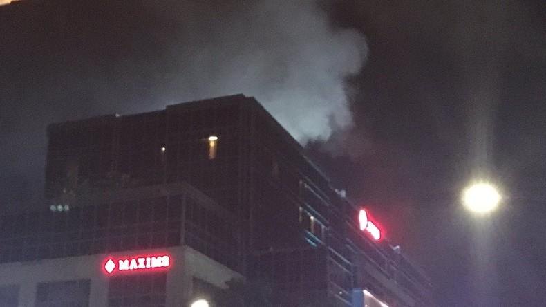 Live-Updates: Angriff im Unterhaltungszentrum am internationalen Flughafen in Manila