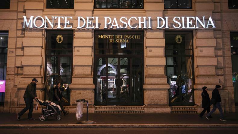 EU billigt milliardenschwere Kapitalspritze für Italiens Krisenbank