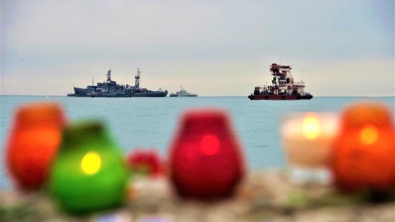 Ermittlungen zum Absturz der Tu-154 über dem Schwarzen Meer: Menschliches Versagen war schuld