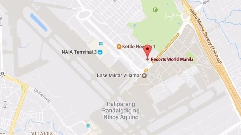 Philippinen: Schüsse und Explosionen im Unterhaltungszentrum am internationalen Flughafen