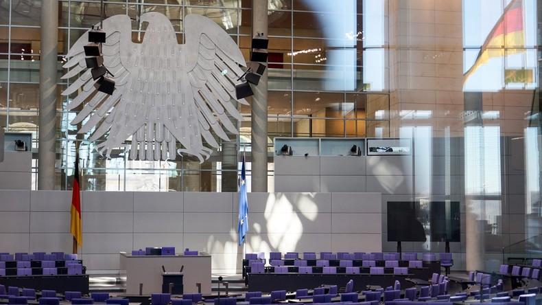 """Bundestag beschließt """"Schwarze Liste"""" für korrupte Firmen"""