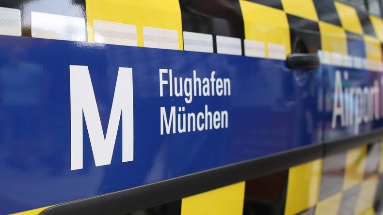 Scherz bei Sicherheitskontrolle am Münchner Flughafen geht schief