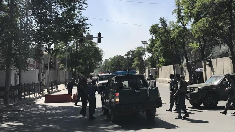 Demonstration nach Anschlag in Kabul für Abgang der Regierung – sieben Tote