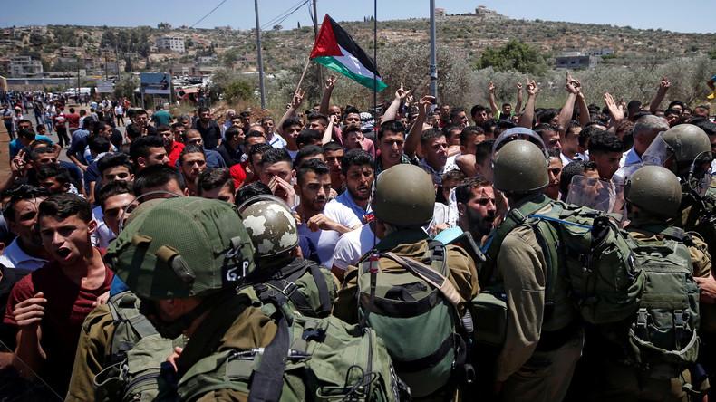 Israel: Armee erschießt 15-jähriges Mädchen