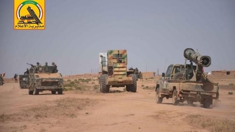 Ost-West-Achse durch Syrien in den Libanon: Wie der Iran zur mächtigsten Regionalmacht werden will