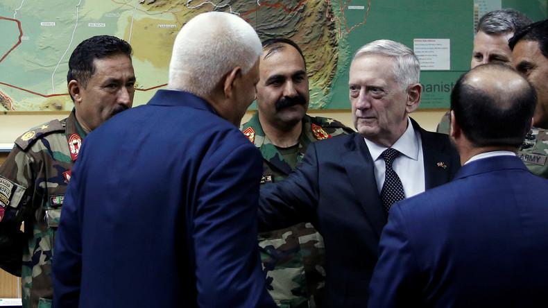 50.000 Truppen nach Afghanistan? Präsident Trump vor neuer Afghanistan-Strategie