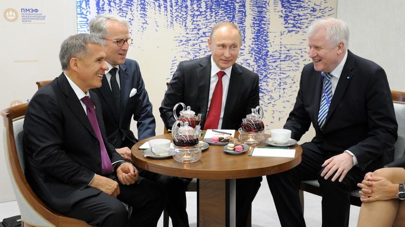 Linde unterzeichnet Milliarden-Auftrag in Russland