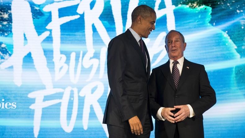 Nach Trumps Ausstieg aus Pariser Klimaabkommen: Bloomberg gibt Millionen für UN-Klimasekretariat